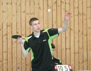 Tim Schulz kommt vom Nachbar Hemmingen-Westfeld zu uns und spielt in der Hinrunde an Position 2.